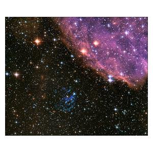 Космические пейзажи. Размер: 60 х 50 см